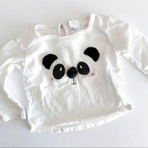 Zara Animal Shirt 6-9 months
